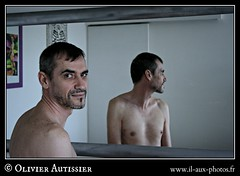 Laurent III - 09 (L'il aux photos) Tags: homme nudité nu masculin mâle man nude naked