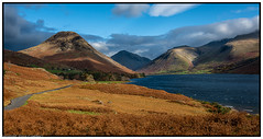 Wast Water, Cumbria. (steve.gombocz) Tags: landscape nikon nikkor nikond810 nikoncamera nikonfx nikon140240mmf28 nikoneurope cumbria westcumbria colour colours color natureisbeautiful lakedistrict out outandabout outdoors landscapephotos landscapephotography landscapephotographs water scenery landscapescenes mountains hills fells crags wastwater lakescenes landscapepictures nicepictures ngc lakes