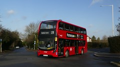 Ruislip's New Connection (londonbusexplorer) Tags: abellio london adl enviro 400 mmc smart hybrid 2009 sn69zrr 278 ruislip heathrow central tfl buses new bus route
