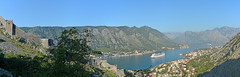 Kotor Fortress (JohntheFinn) Tags: europe montenegro coast bay kotor fortress crnagora црнагора castle citywall