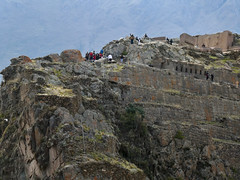 Now, over at the temple (krossbow) Tags: panasonic lumix tz90 zs70 peru andes sacred valley ollantaytambo quechua templo sol temple sun gate1travel travel gate1 trip vacation adventure south america southamerica