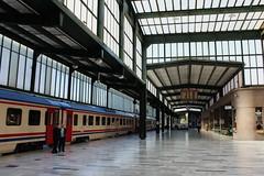 Transasya Ekspresi to Tatvan at Ankara train station (Timon91) Tags: turkey turkei turkije türkiye turkiye turk train rail railway ray tcdd trein spoor zug eisenbahn bahn bahnhof spoorweg trem rails railways railroad