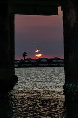 Catching the Sun (Mario Ottaviani Photography) Tags: catching sun prendere sole pescatore fisherman gabicce marche morning mattina