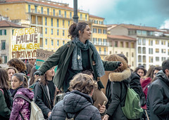 9 (Naurk) Tags: fridays for future pisa 4th global climate strike quarto sciopero globale per il clima block planet eni enemy photojournalism