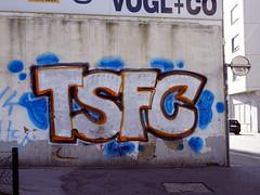 Graffiti in Graz 2019 (kami68k [Graz]) Tags: graz 2019 graffiti illegal bombing chrome tsfc