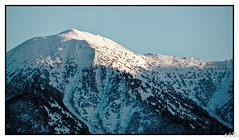 Pic Redoun - Pyrénées - France (.séb.) Tags: olympus 40150 zuiko montagne neige em10ii em10mk2 em10markii cerdagne pyrénées