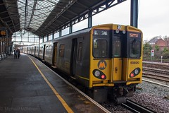 Merseyrail 508120 (Mike McNiven) Tags: merseyrail serco abellio chester liverpool limestreet central wirallline emu electric multipleunit pep