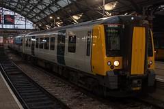 London NorthWestern Railway 350129 (Mike McNiven) Tags: londonnorthwesternrailway lnr liverpool limestreet birmingham newstreet siemens desiro emu electric multipleunit wm trains