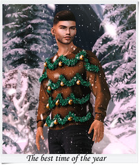 The best time of the year (RyanTailor (Taking Clients)) Tags: sorumin catwa belleza signature skin shape hair alphahair men man boy gay guy homme male kuni notfound tmd anthem event monthly new secondlife virtualworld