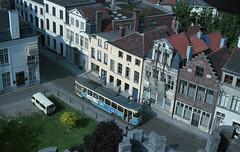 MIVG 38-40 (Public Transport) Tags: gent ghent transportencommun rail trasportopubblico tram transportpublic trams tramways tramway belgique mivg