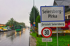 Graz avec totem ville à 30 3