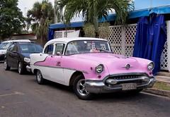 Varadero, Cuba (Igor Klyuev) Tags: nikon d90 oldcar carspotting cuba oldsmobile