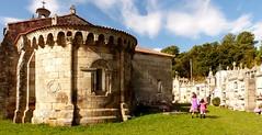 Cameixa (Boborás, Galicia, Ou) - Románico galego (caminanteK) Tags: románico galicia cameixa boborás ourense