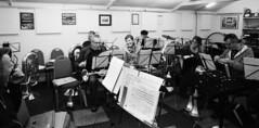 03a Knottingley Silver Band A (I ♥ Minox) Tags: film 2019 knottingley knottingleysilverband brassband windband music musician musicians rehearsal yorkshire westyorkshire olympus om1 om1n olympusom1 olympusom1n ilford hp5 ilfordhp5plus hp51600 1600asa