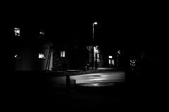 Abends an der Kreuzung (Roswitha Bechtel) Tags: street nacht beleuchtung