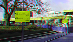 Station Rotterdam Alexander (8-12-2019) 3D (wim hoppenbrouwers) Tags: anaglyph stereo redcyan station rotterdam alexander 8122019 3d