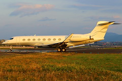 Gulfstream Aerospace G650ER Aircraft Guaranty Corp Trustee N858CG (Manuel Negrerie) Tags: gulfstream aerospace g650er aircraft corp n858cg aviation design gvi g6 tsa songshanairport executive planes canon