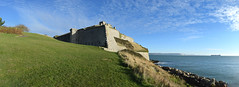Nothe Fort, Weymouth (davidvines1) Tags: weymouth nothe fort building architecture sea defence