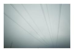 _B002482 (Jordane Prestrot) Tags: ♐ jordaneprestrot ciel sky cielo brouillard fog niebla soleil sun sol pylône pylon pilón