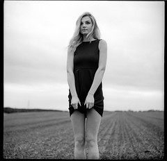 Petra II (The Paul Reid) Tags: thepaulreid portrait girl 6x6 kiev arax flektogon zeiss ilforddelta400