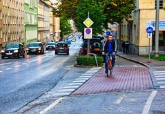Graz avec totem ville à 30 7