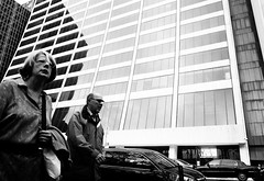 New York (Dimitri Tenezakis) Tags: newyork city urban street streetphotography people silhouette bw nb black white noir et blanc