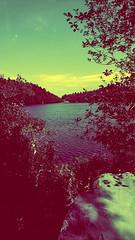 IMG_20190720_140151391-2 (schoolartBYschoolboy) Tags: auvergne puydedome lake forest vulcan
