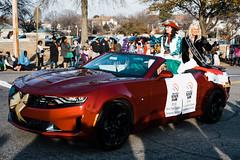 I have two queens (EV Fstop) Tags: christmas parade queens women female car littlerock arkansas 2019 usa nikon z7 nef raw lr downtown urban