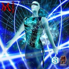 MOEKO Nova Ad 1024 (MoekoTatekana) Tags: themenjail tmj scifi cyber menswear men menjail originalmesh moeko moekotatekana legacybody legacymeshbody