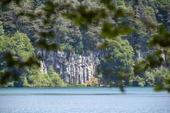 sBs_1907(vac2)_0038-2 (schoolartBYschoolboy) Tags: auvergne puydedome lake forest vulcan