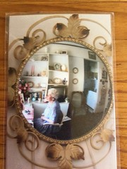 Granny Jess in Her Mirror (RobW_) Tags: granny jess mirror pinelands place cape town south africa 04nov2019 november 2019