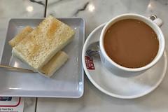 Toast Box - Kopi and Toast (raluistro) Tags: sg2019 sg singapore asia toastbox snack kopi toast