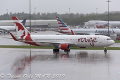 DSC_6198Pwm (T.O. Images) Tags: cfmwy air canada rouge boeing 767 767300 man manchester toronto