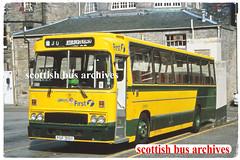 LOWLAND 315 PSF315Y (SCOTTISH BUS ARCHIVES) Tags: lowlandomnibuses easternscottish leylandtiger alexanderttype psf315y zh315 315