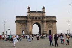 Mumbai (Opa Jaap) Tags: gateway mumbai india building