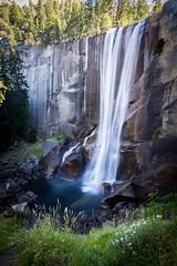 Vernal Falls (Justin Cameron) Tags: roadtrip usa westcoast vernal falls misttrail waterfall yosemite yosemitenationalpark california canon5dmkiii canonef1635mmf4lisusm leegraduatedfilter mercedriver yosemitevalley