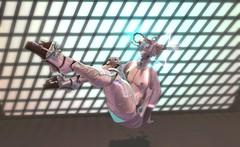 Weightless (NPC) Tags: firestorm secondlife robot objetct head