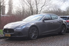 Maserati Ghibli M157 3.0D V6 aut 8-1-2016 KG-082-T (Fuego 81) Tags: maserati ghibli m157 2016 kg082t