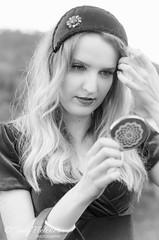 'HANNAH' (tonyfletcher) Tags: railwayinwartime2019 pickering1940s railwayinwartime nymr northyorkmoorsrailway tonyfletcher wwwtonyfletcherphotographycouk wwwwhitbygothscenecouk 1940sevent portraits 40s homefront ww2