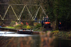 Basingstoke Canal Claycart-Eelmoor 8 December 2019 019 (paul_appleyard) Tags: basingstoke canal farnborough aldershot hampshire hants december 2019 inglis bridge