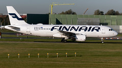 Finnair OH-LXD A320-214 LHR 29.10.2019 (airplanes_uk) Tags: 29102019 a320 a320214 airbus aviation egcc finnair man manchesterairport ohlxd planes avgeek