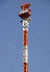 Supertall Tower,Germany (feldweg2008) Tags: sender gittersteigen gittersteiger latticeclimbing latticeclimb latticecategory deutsch deutschland extremgittersteigen himmel niedersachsen strommast radiotower