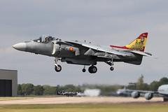 VA.1B-37 (Ian.Older) Tags: va1b37 spanish navy armada matador harrier fairford riat airshow military jet fighter aircraft naval aviation vstol