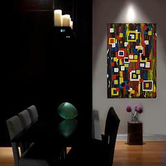 www.galeriamartin.blogspot.com (7) (motardrebelde) Tags: artexhibition art artisticartwork artwork artsale cheapartwork triplecanvas abstractiveartwork