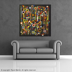 paulo martin (motardrebelde) Tags: artexhibition art artisticartwork artwork artsale cheapartwork triplecanvas abstractiveartwork