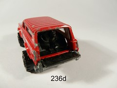 Majorette Serie 200 №236d → JEEP CHEROKEE 4X4 STATION WAGON 1/64 France 1986 (Xerocomis) Tags: diecast toys modelauto majorette serie 200 №236d → jeep cherokee 4x4 station wagon 164 france 1986