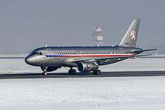 Czech Air Force A319 (tzhskz) Tags: aircraft airport airplane airliner ala airbus uaaa landing winter snow smoke czech airforce 3085 319115x jet kazakhstanspottingclub ksc runway