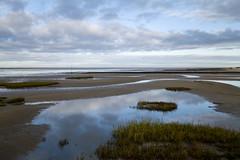 The Waddensea (g_heyde) Tags: waddensea lowtide northsea nordsee wattenmeer nationalpark cuxhaven sahlenburg clouds reflection sl2