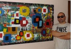 www.galeriamartin.blogspot.com (3) (motardrebelde) Tags: artexhibition art artisticartwork artwork artsale cheapartwork triplecanvas abstractiveartwork