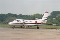 OE-GPA (IndiaEcho) Tags: aircraft aeroplane aviation airport airfield oegpa cessna citation eghi sou southampton eastleigh
